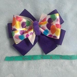 Handmade Girls hair bow